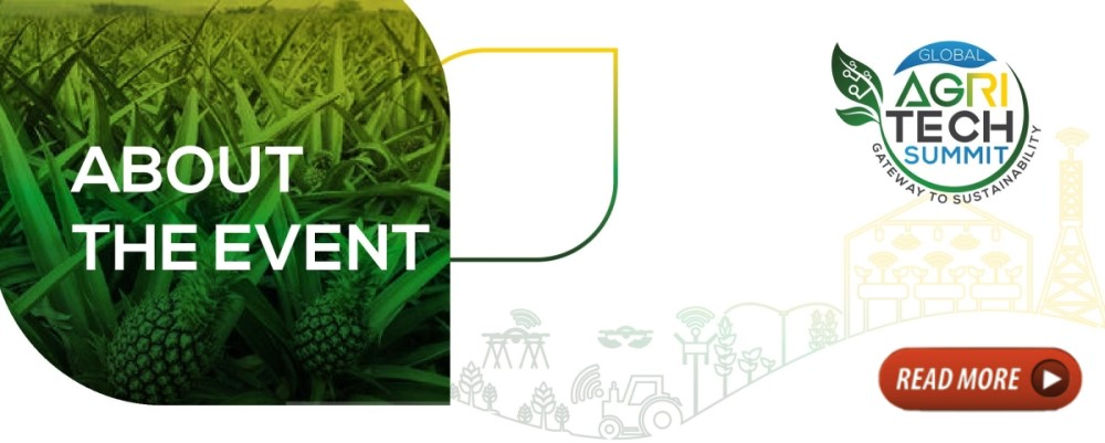 Global AgriTech Summit - About Event