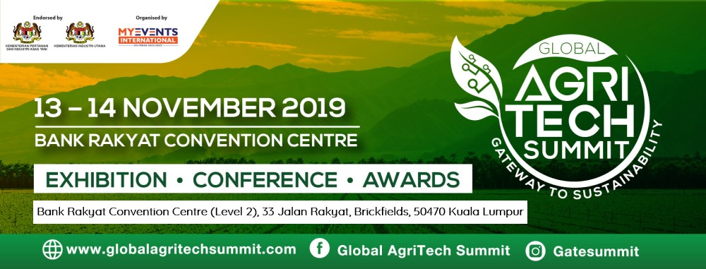 Global AgriTech Summit 2019